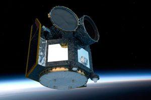 Airbus finaliza la integración del satélite Cheops