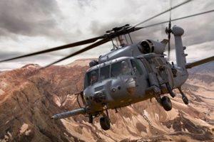 Lockheed Martin superacon éxito elexamen crítico para el programa de Helicópteros de Rescateen Combate de la USAF