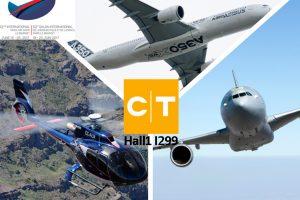 CT Ingenieros da a conocer sus proyectos de ingeniería en París Air Show