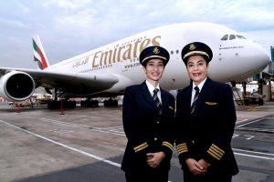 Emirates emplea a más de 29.000 mujeres, un 44% de su plantilla