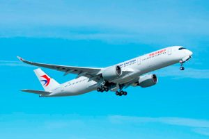 China Eastern recibe su primer A350-900