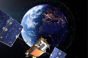 Ya están orbitando los diez satélites de la constelación Iridium NEXT