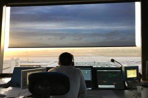 ENAIRE gestionó 166.582 vuelos en abril en toda España