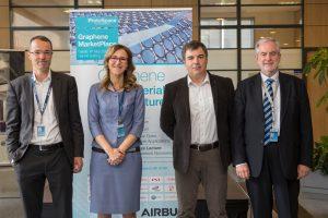 Airbus celebra una jornada técnico-divulgativa sobre el grafeno