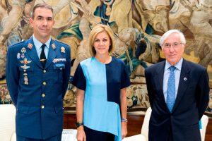 La FIO ha participado en el Centenario de la Aviación Naval Española celebrado en la base aeronaval de Rota