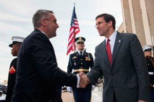 Defense-Secretary-Mark-Esper-Czech-Defense-Minister-Lubomír-Metnar-at-the-Pentagon