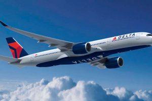 Delta amplía sus vuelos con el A350 a Europa y China