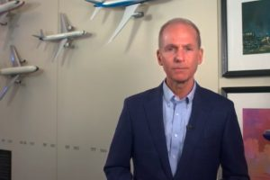 Mensaje del Consejero Delegado de Boeing