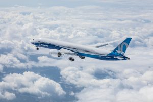 El 787-10 Dreamliner completa conéxitosu primer vuelo