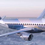 Embraer y United Airlines firman un contrato por 25 E175