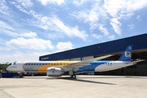 Embraer participará de Le Bourget con el E195-E2, KC-390 y el Legacy 450