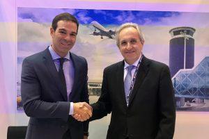 ENAIRE y EANA firman un convenio marco de mejores prácticas