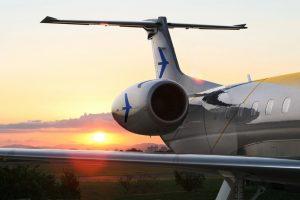 Embraer recibe a sus clientes para celebrar los 20 años de operaciones del ERJ 145