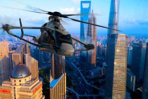 Airbus Helicopters revela la configuración de Racer, su demostrador de alta velocidad
