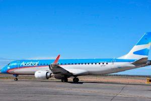 Austral recibe 20 ofertas para el reemplazo de la flota Embraer