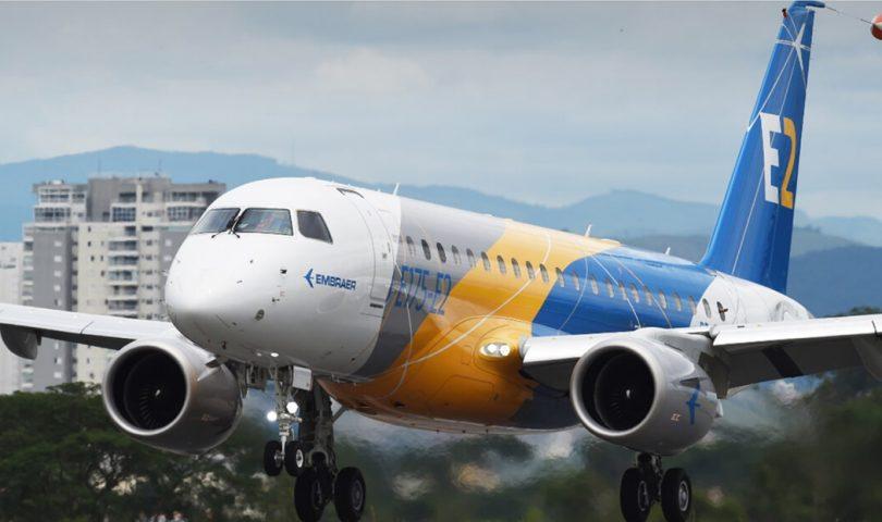 Embraer, E175-E2