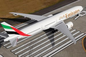 Emirates, B777