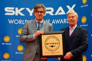 Skytrax reconoce nuevamente al entretenimiento de a bordo de Emirates