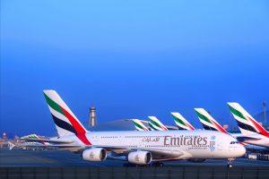 Emirates introduce un servicio de gestión de ordenadores portátiles y tabletas en los vuelos a Estados Unidos