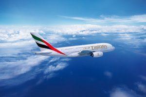 Emirates operará sus vuelos desde España exclusivamente con el A380