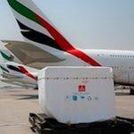 Emirates SkyCargo ofrece una mejor protección para la carga farmacéutica con el lanzamiento de corredores farmacéuticos