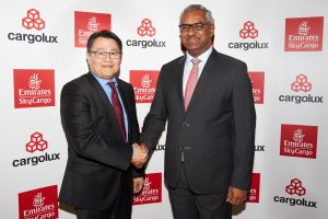 Emirates SkyCargo y Cargolux firman un acuerdo estratégico