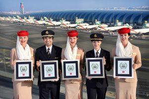 Emirates distinguida como la mejor aerolínea del mundo por TripAdvisor