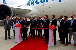 Air Europa recibe su octavo Dreamliner