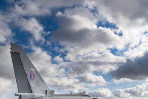 Leonardo firma contratos por más de 100 millones de euros por el mantenimiento de Eurofighters