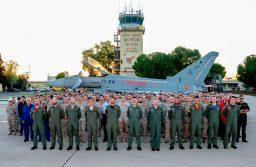 La flota Euroflighter supera las 500.000 horas de vuelo