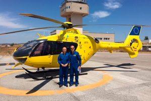 2ª promoción del curso integrado de Piloto Comercial (ATPL) de helicóptero en la base de Alicante
