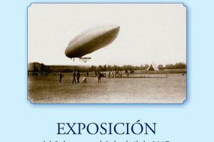 Exposición sobre Globos y Dirigibles en España