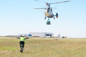La policía de Shanghái elige a Faasa para la formación de sus pilotos de helicópteros