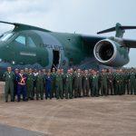 Segundo KC-390 para la Fuerza Aérea de Brasil