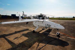 La familia de RPAs Falco alcanza las 15.000 horas de vuelo