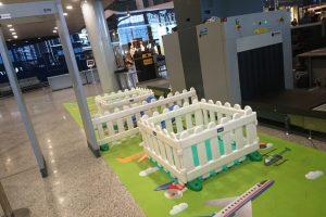 El Aeropuerto de Málaga dedica un nuevo filtro de seguridad para familias