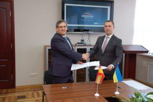 Elecnor Deimos suministrará a Ucrania una Estación de Recepción de Imágenes Satelitales de Alta Resolución