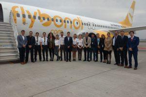 Flybondi abre nueva ruta Rosario-Tucumán