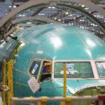 Boeing suspende producción de fuselajes del 737 MAX