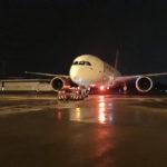 Avianca operó su primer vuelo de pasajeros a China