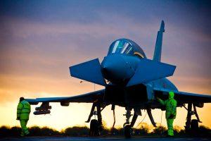 EXPAL proporcionará soporte de ingeniería para la integración de armamento aéreo en el Eurofighter