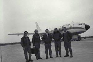 Fallece Günter Scherer, pionero de Airbus