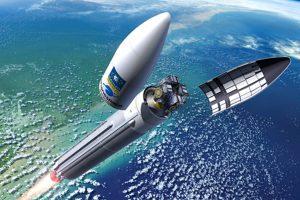 Mañana se lanzan otros cuatro satélites Galileo