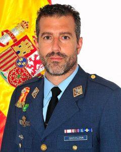 Eduardo Fermín Garvalena Crespo, Patrulla Águila, AGA