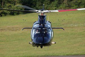 Leonardo incrementa su presencia en el mercado de helicópteros VIP de Reino Unido e Irlanda