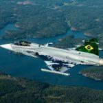 La producción del Gripen F ya está en marcha