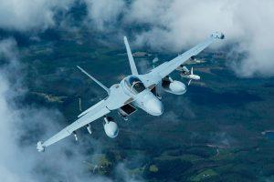 El gobierno estadounidense da el visto bueno a Boeing para ofrecer el Growler a Finlandia