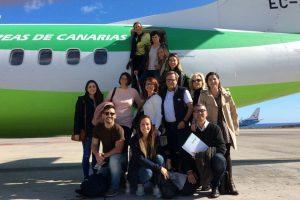 Binter comienza a volar de forma regular entre Canarias y Madeira