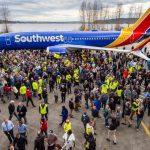 GUINNESS WORLD RECORDS galardona a Boeing por el 10.000º avión 737