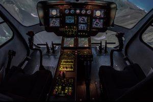 entrol certifica su primer simulador H135 T2+ FTD level 2 para HUTC